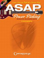 ASAP Power Picking For Electric and Acoustic Guitars