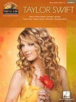 Taylor Swift - Piano Play-Along Series