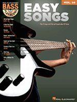 Easy Songs - Bass Play-Along