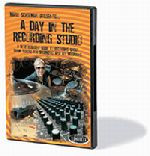 A Day in the Recording Studio DVD