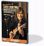 The Guitar of Larry Campbell DVD