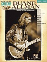 Duane Allman - Guitar Play-Along