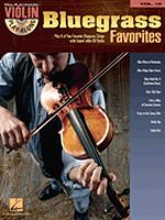 Bluegrass Favorites - Violin Play-Along