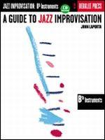 A Guide to Jazz Improvisation - Eb Instruments