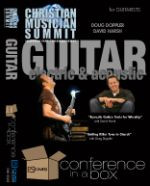 Christian Musician Summit - GUITAR Electric & Acoustic DVD