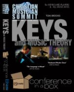 Christian Musician Summit - KEYS & MUSIC THEORY