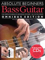Absolute Beginners Bass Guitar - Omnibus Edition