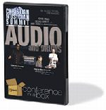 Christian Musician Summit - Audio and Drums DVD