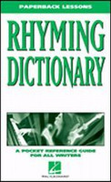Rhyming Dictionary - Paperback Lessons