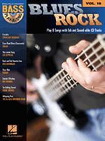 Blues Rock - Bass Play-Along