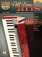 All-Time Hits - Accordion Play-Along