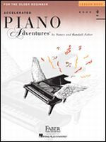 Accelerated Piano Adventures For the Older Beginner - Lesson 2