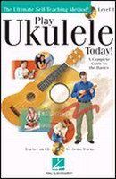 PLAY UKULELE TODAY! - LEVEL 1 - Play Today Plus Pack