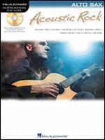 Acoustic Rock - Instrumental Play-Along for Alto Sax