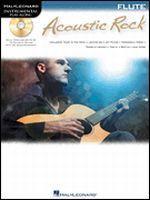 Acoustic Rock - Instrumental Play-Along for Flute HL9622