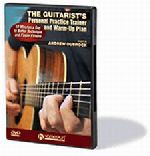 The Guitarist's Personal Practice Trainer and Warm-Up Plan DVD