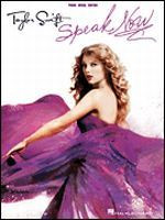 Taylor Swift - Speak Now - Piano/Vocal/Guitar Songbook