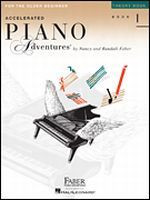 Accelerated Piano Adventures For The Older Beginner, Theory Book