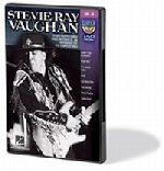 Stevie Ray Vaughan - Guitar Play-Along DVD