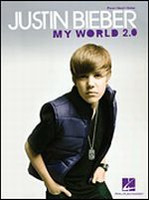 Justin Bieber - My World 2.0 - Piano/Vocal/Guitar