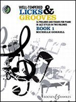 Well-Tempered Licks & Grooves - Book 1