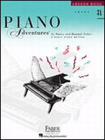 Piano Adventures, Level 3A - Lesson Book