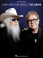Elton John/Leon Russell - The Union - Songbook