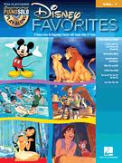 Disney Favorites - Beginning Piano Solo Play-Along