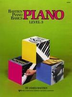 Bastien Piano Basics, Level 3, Piano