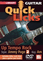 Guitar Quick Licks - Jimmy Page, Volume 2 DVD