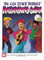 You Can Teach Yourself Fingerpicking Guitar Book & CD