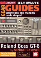 Ultimate Gear Guides: Roland Boss GT-8 DVD