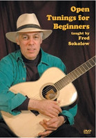 Open Tunings for Beginners DVD
