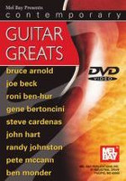 Contemporary Guitar Greats DVD