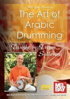 The Art of Arabic Drumming DVD