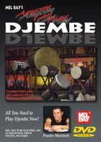 Anyone Can Play Djembe DVD