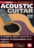 The Mechanics of Acoustic Guitar DVD