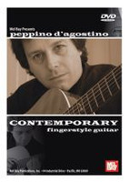 Peppino D'Agostino: Contemporary Fingerstyle Guitar DVD