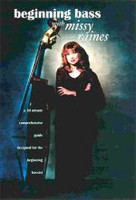 Beginning Bass with Missy Raines DVD