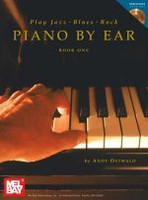 Play Jazz, Blues, & Rock Piano by Ear, Book One