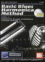 Basic Blues Harmonica Method, Level 1