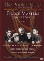 Fiddle Masters Concert Series, Volume 1 DVD