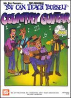 You Can Teach Yourself Country Guitar (Book & CD)