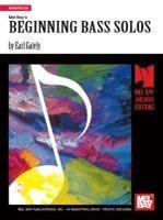 Beginning Bass Solos