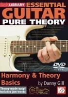 Essential Guitar Pure Theory: Harmony & Theory Basics DVD