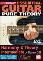 Essential Guitar Pure Theory: Harmony & Theory Intermediate DVD