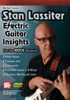 Stan Lassiter Electric Guitar Insights DVD