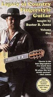 Legacy of Country Fingerstyle Guitar, Volume One