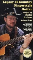 Legacy of Country Fingerstyle Guitar, Volume Two