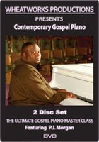 Contemporary Gospel Piano DVD